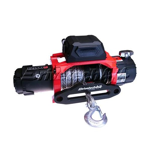 DT-D12000SR 12,000lb Dual Speed Winch