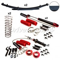 DTSK-NIS09HR Enduro Pro Lift Kit - Heavy Duty