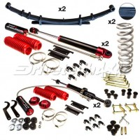 DTSK-TOY03HR Enduro Pro Lift Kit - Heavy Duty