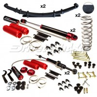 DTSK-TOY03JR Enduro Pro Lift Kit - Extra Heavy Duty