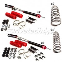 DTSK-TOY06HR Enduro Pro Lift Kit - Heavy Duty