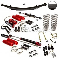 DTSK-MAZ03JR Enduro Pro Lift Kit - Extra Heavy Duty