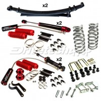 DTSK-MIT02JR Enduro Pro Lift Kit - Extra Heavy Duty