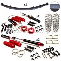 DTSK-HOL03HR Enduro Pro Lift Kit - Heavy Duty
