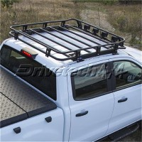 DT-2D18051 Drivetech 4x4 Roof Rack by Rival (Ranger PX Series & Mazda BT-50))