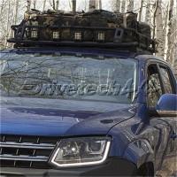 DT-2D58031 Drivetech 4x4 Roof Rack by Rival (Amarok)