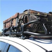 DT-2D57051 Drivetech 4x4 Roof Racks by Rival (Hilux GUN/KUN)
