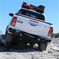 DT-2D57151 Drivetech 4x4 Rear Bumper by Rival (Hilux GUN/KUN)