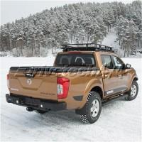DT-2D41111 Drivetech 4x4 Rear Bumper by Rival (Navara D23/NP300)