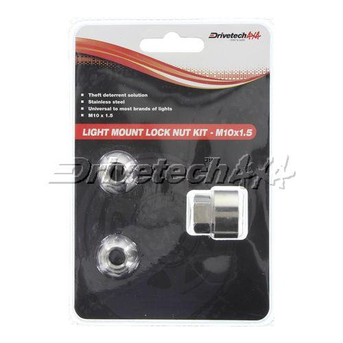 DT-LBLNM10 Light Bar Lock Nut Kit M10