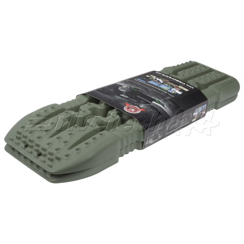 TRED11MG TRED Recovery Device - 1100mm Military Green