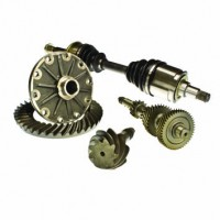 DRI4X4-07 Complete Gearbox And Transfer Case Assemblies